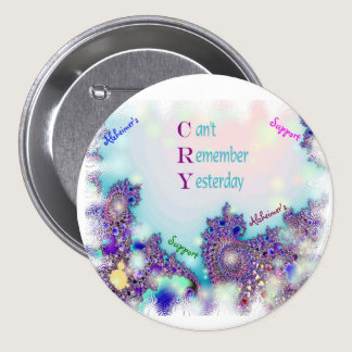 Alzheimers Support Button