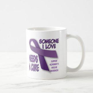Alzheimer's Support Coffee Mug