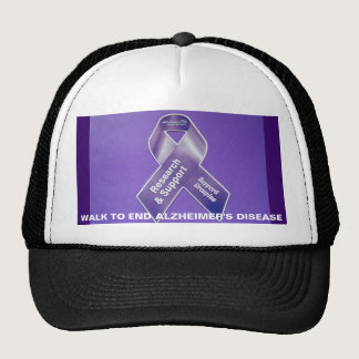 Alzheimer's Support Hat