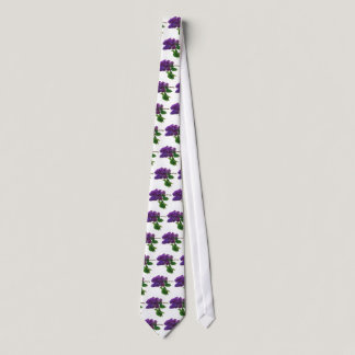 Alzheimer's Support Lilac Tie