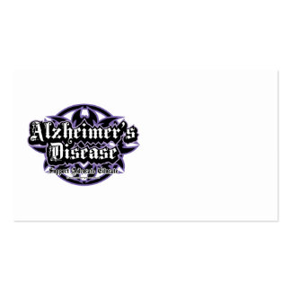 Alzheimers Tribal Business Card Templates