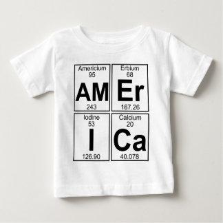 Am-Er-I-Ca (america) - Full Shirt