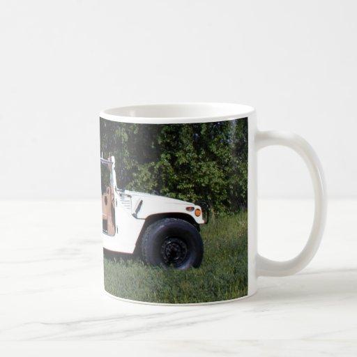 AM General Hummer H1 Coffee Mug