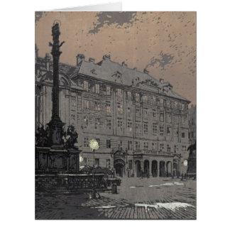 Am Hof Vienna 1904 Cards