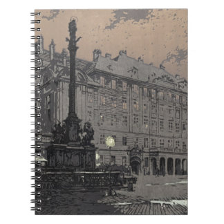 Am Hof Vienna 1904 Note Books