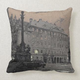 Am Hof Vienna 1904 Pillows