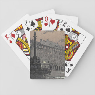 Am Hof Vienna 1904 Playing Cards