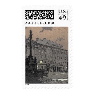 Am Hof Vienna 1904 Postage Stamp