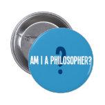 Am I A Philosopher Pins
