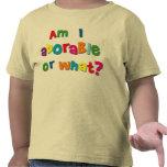 Am I Adorable Toddler T-Shirt