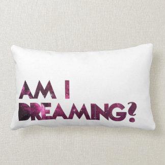 Am I dreaming? Throw Pillows