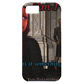 Am I evil? iPhone 5 Cases