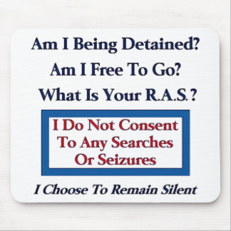 Am I Free To Go? Mouse Pad