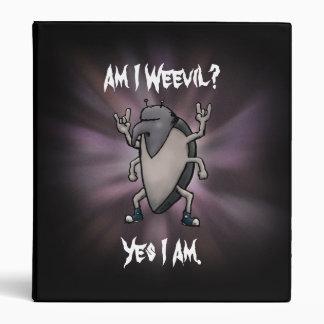 Am I Weevil Heavy Metal Carton Binder