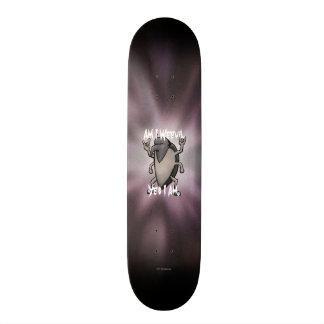 Am I Weevil Heavy Metal Cartoon Skateboard