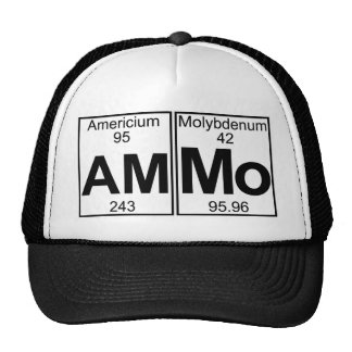Am-mo (ammo) - Full Trucker Hats