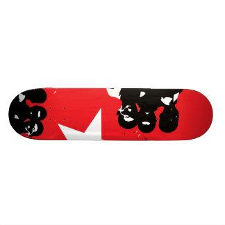 "AM Radio ""Art Sublimination"" Skate Boards"