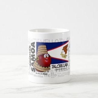 AM. SAMOA - Talofa Lava Mugs
