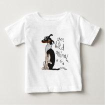 Am Wild Animal Baby T-Shirt