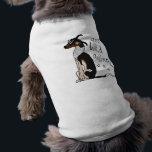 "&quot;Am Wild Animal&quot; Dog shirt<br><div class=""desc"">Simple dog thinks she&#39;s a wild animal.</div>"