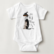 """Am Wild Animal"" Infant Shirt"