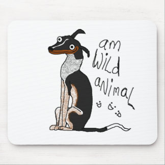 Am Wild Animal Mouse Pad