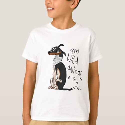 Am Wild Animal T_Shirt