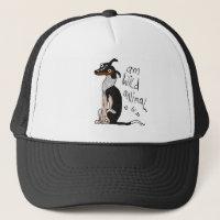 Am Wild Animal Trucker Hat