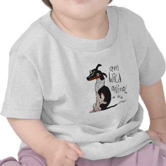 Am Wild Animal Tee Shirt