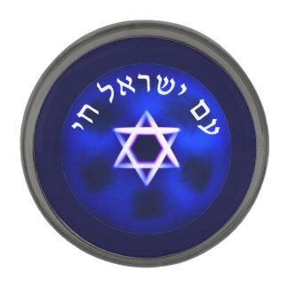 Am Yisrael Chai Lapel Pin