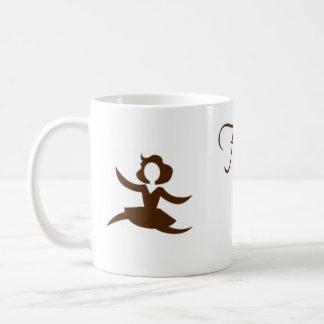 Ama de casa de Feminst Taza De Café
