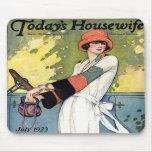 Ama de casa de hoy tapetes de ratones