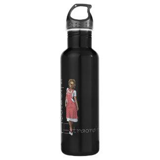 Ama de casa de la CAMISETA Extraordinaire Botella De Agua De Acero Inoxidable