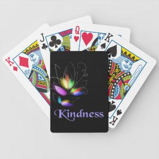 Amabilidad floral cartas de juego