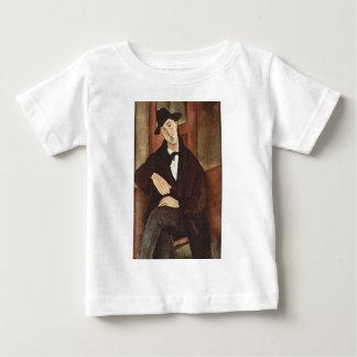 Amadeo Modigliani -Porträt des Mario Varfogli 1919 Baby T-Shirt