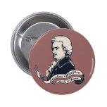 Amadeus Rocks the House Pins