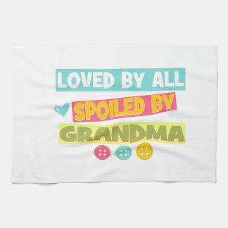 Amado por estropeado todo por la abuela toalla de cocina