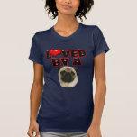 Amado por un barro amasado camiseta