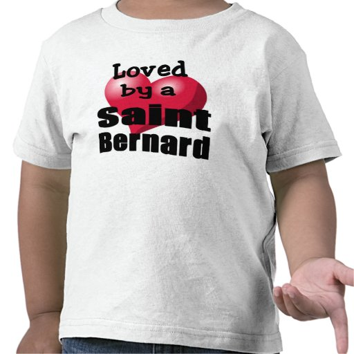 Amado por una camisa de los niños del santo
