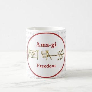 Amagi Gold mug 11