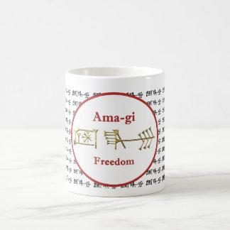 Amagi Gold mug 15