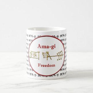 Amagi Gold mug 19