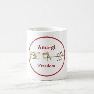 Amagi Gold mug 3