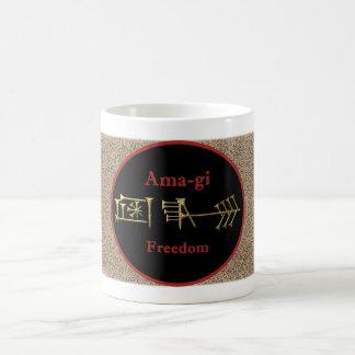 Amagi Gold mug 5