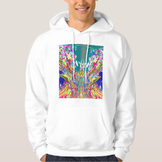 Amaging dance of FREE SPIRIT fountain of youth FUN Hoodie