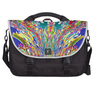 Amaging dance of FREE SPIRIT fountain of youth FUN Commuter Bag