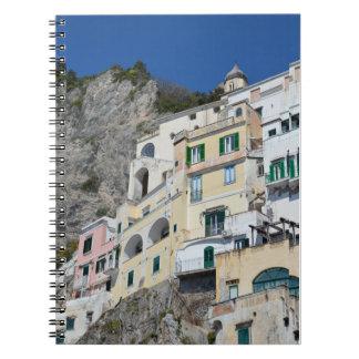 Amalfi Architecture Notebook