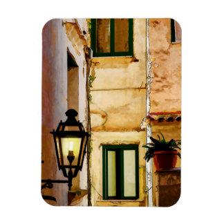 Amalfi backstreets magnet