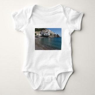 Amalfi Beach Baby Bodysuit