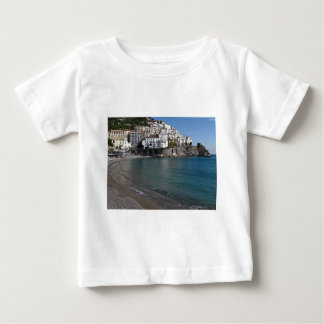 Amalfi Beach Baby T-Shirt